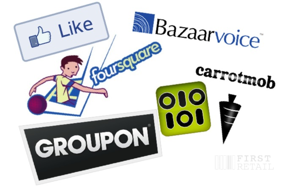 Consumer Power: Facebook, Foursquare, Bazaarvoice, CarrotMob, Groupon, Social Data Revolution